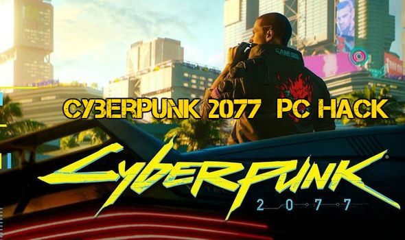 Cyberpunk 2077 Cheat Engine